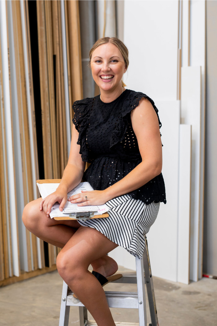 Kasey Walton, Interior Designer and Owner at Creative Co