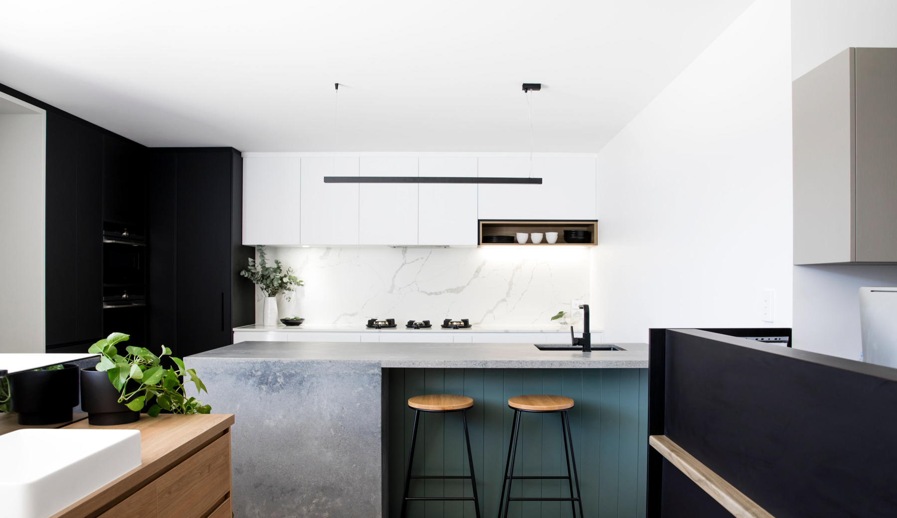 Creative Co Cabinetry Kitchen Showroom